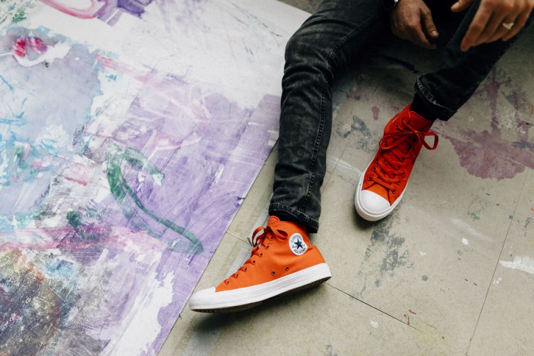 André Duhme Converse All Star Chuck Taylor II